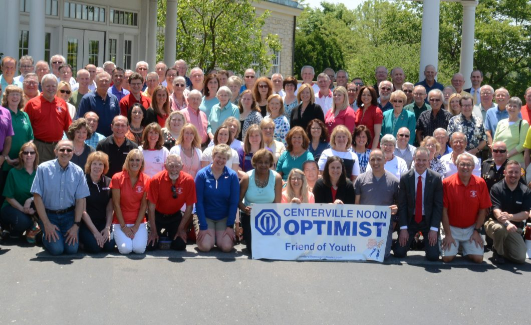 "Our Optimist Club Featured on ""Centerville Reports Today"" Television Show!"