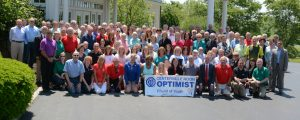 2016 Offical Optimist Club Photo