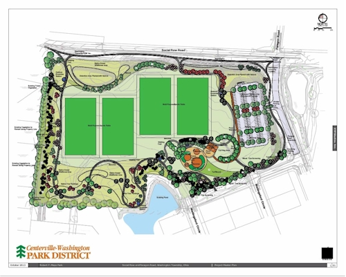 New park coming soon to Centerville-Washington Township–March 10th, 2015