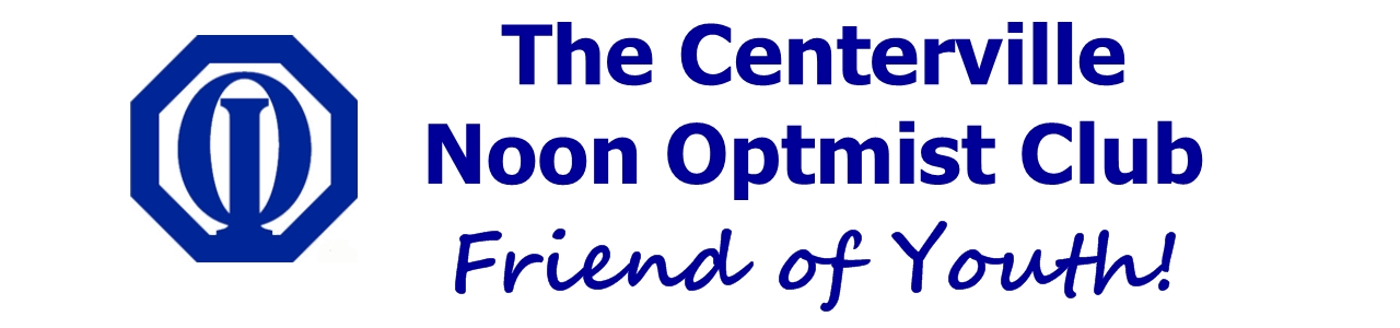 Centerville Noon Optimist Club – You are GOOD NEWS for Dayton!