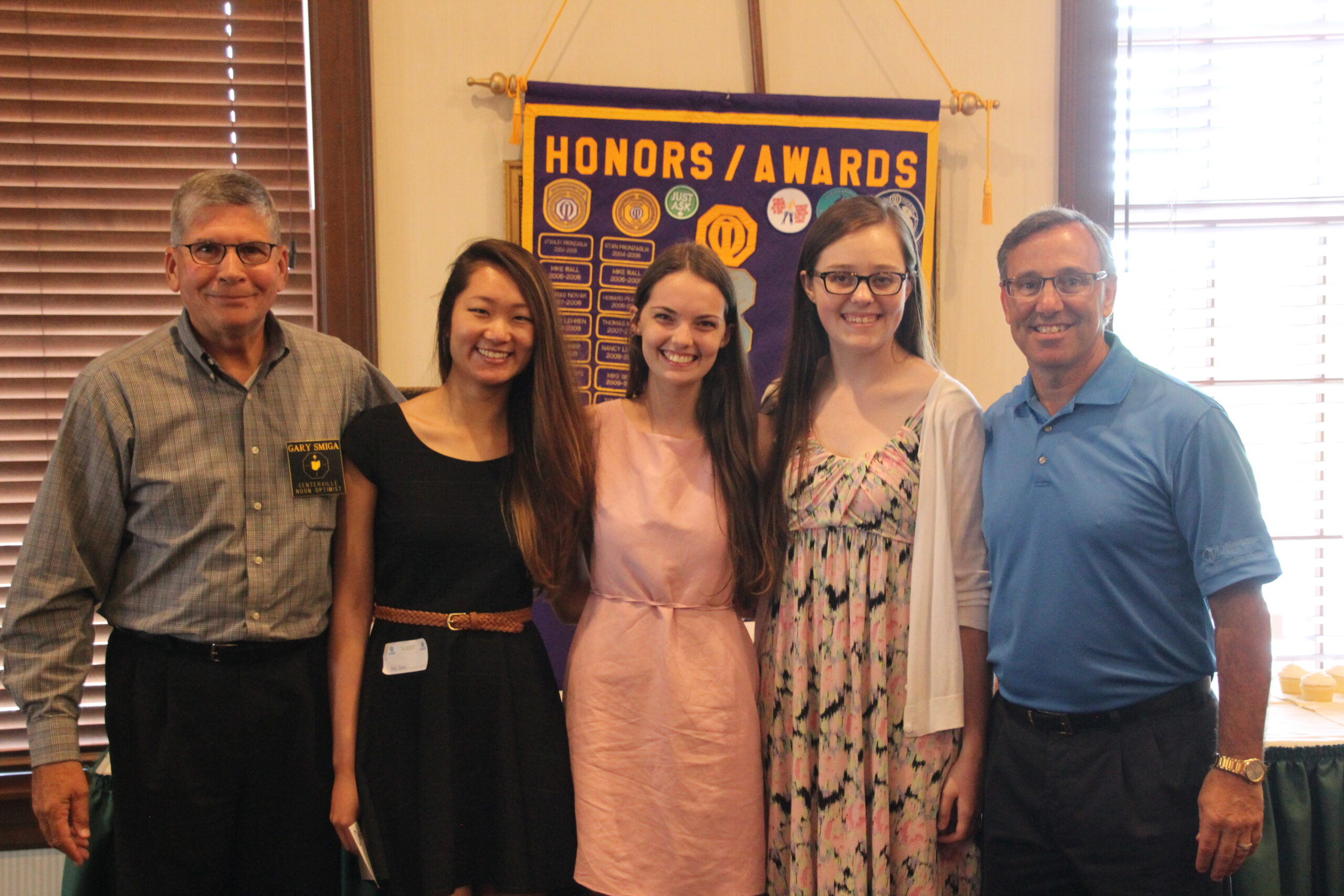 More Scholarship dollars awarded to deserving students–July 21st, 2015