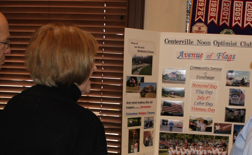 Optimist Holiday Extravaganza focuses on WHY we do what we do– Dec 22, 2015