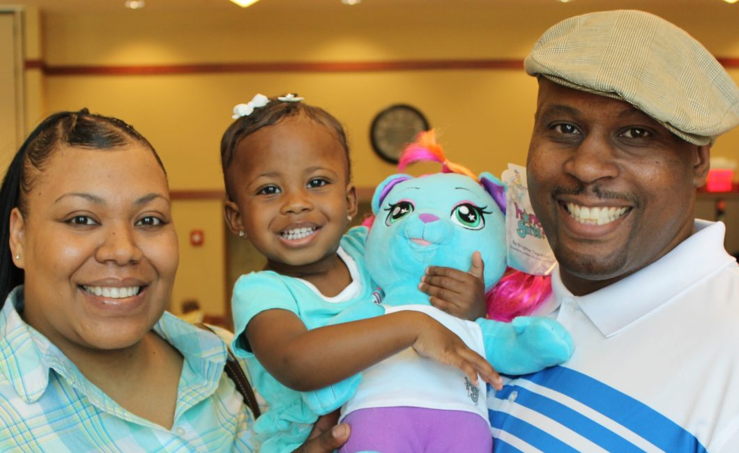 Optimists Host Free Build a Bear Event for Sickle Cell Patients at The Kroc Center