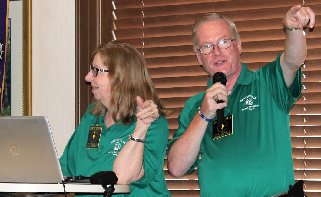 Centerville Noon Optimists in the digital world–Aug 16th, 2016