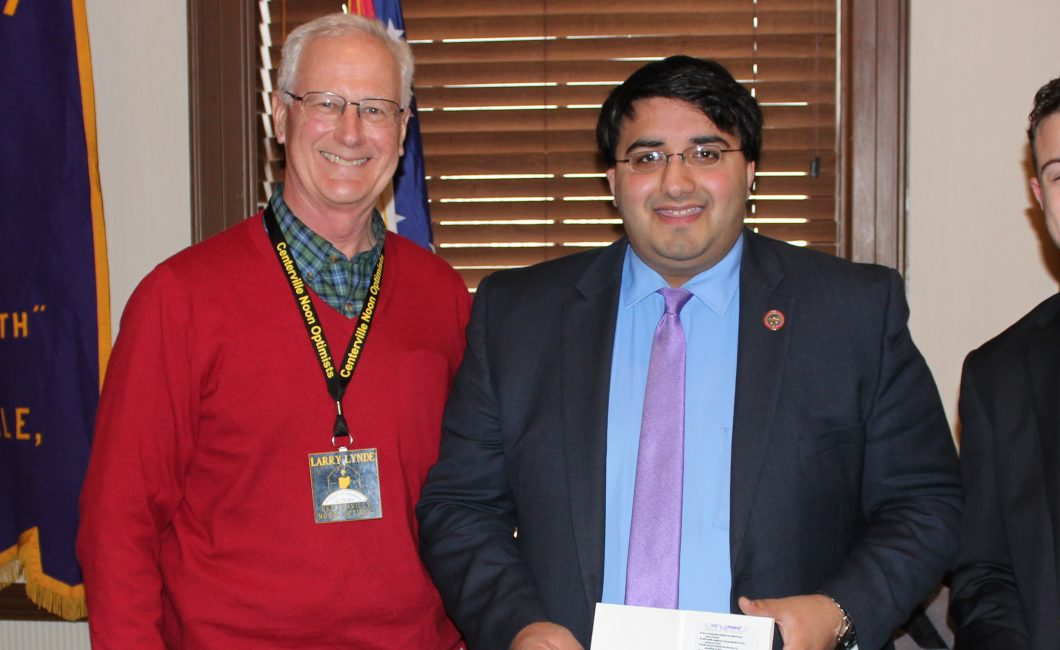 Noon Meeting News – January 24, 2017 – Niraj Antani – State Representative