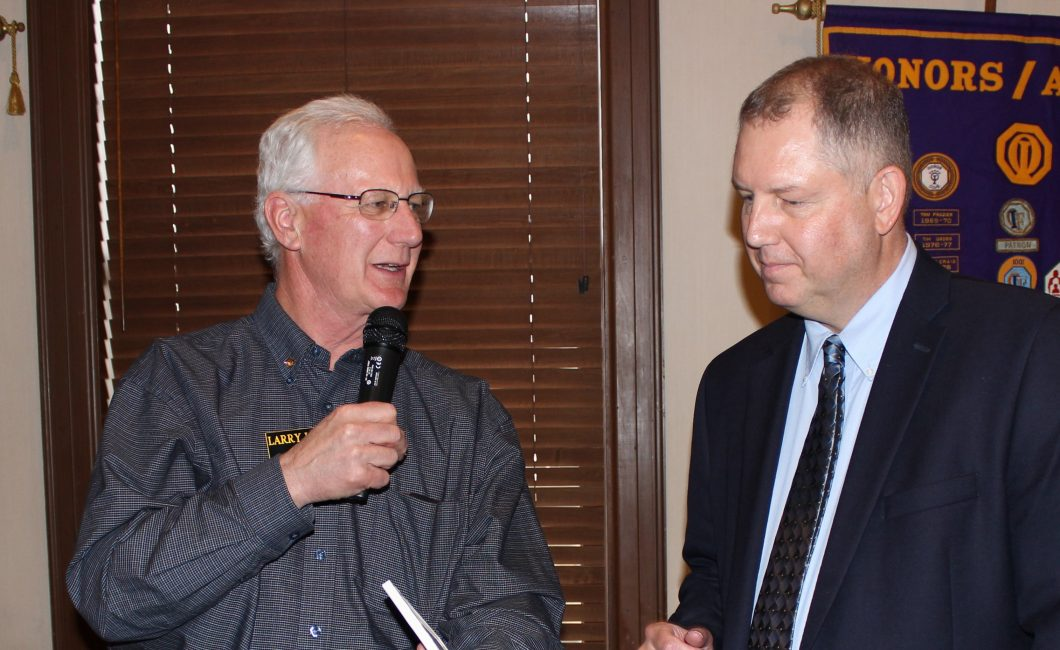Noon Meeting News – March 7, 2017 – Tom Nichols – Dayton Dragons