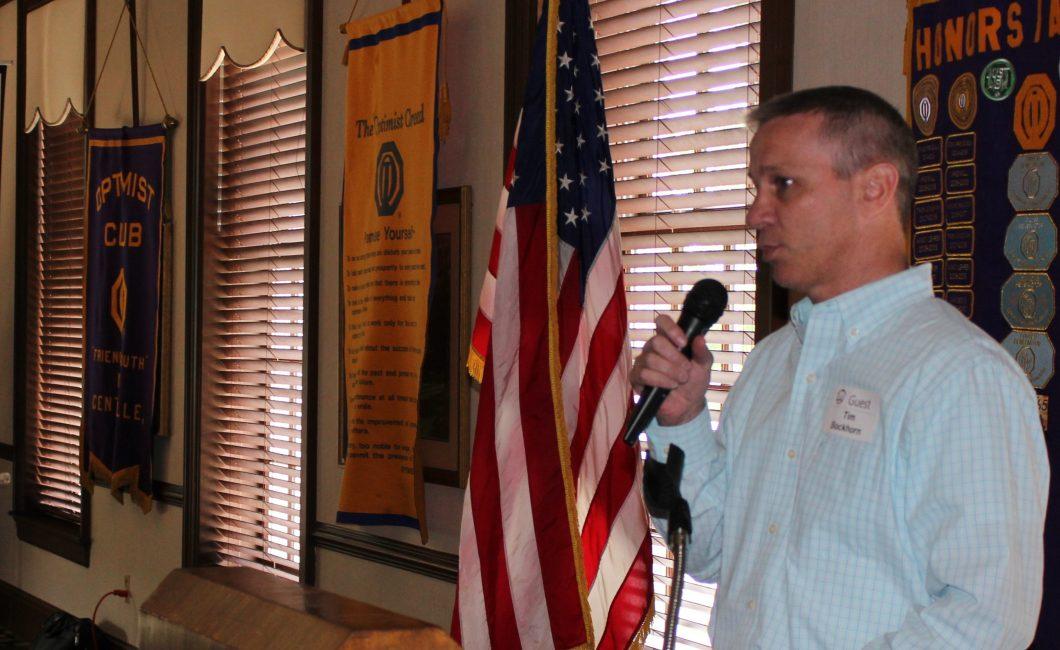 Noon Meeting News – May 2, 2017 – Tim Bockhorn – Kentucky Derby