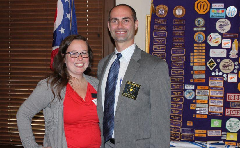 Noon Meeting News – April 24, 2018 – Kristi McAllister – Cystic Fibrosis