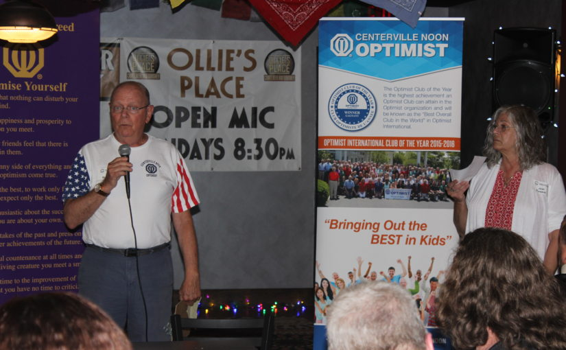 CNOtes – Optimist 2.0 June 21, 2018 – Ollie's Place – Mike Schwartz & Clayton Hicks – H7