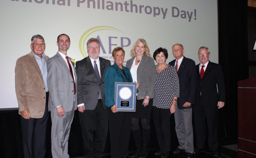 CNOtes – SPECIAL EDITION – CNO Wins AFP of the Year Award on National Philanthropy Day