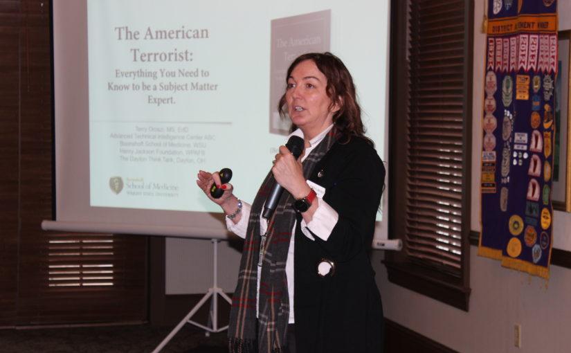 CNOtes – November 27, 2018 – Terri Oroszi – Terrorism in Ohio