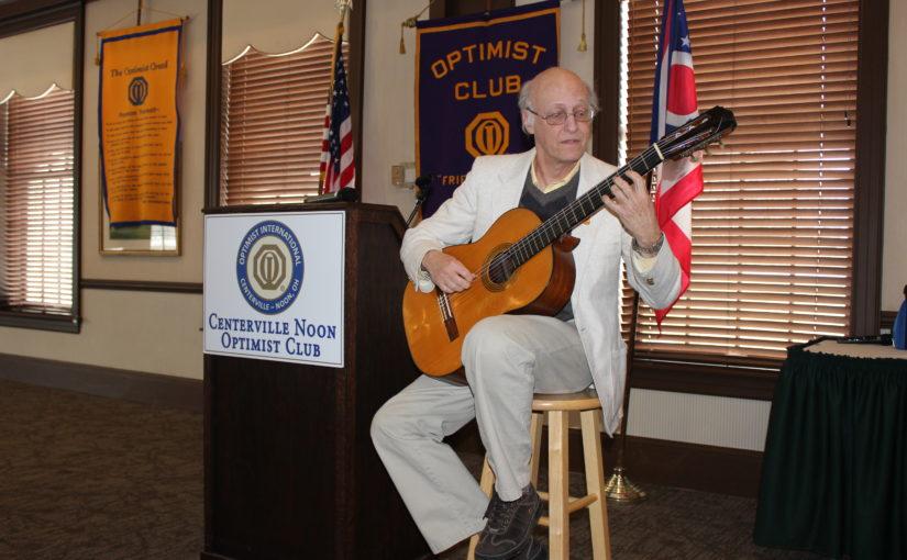 "CNOtes – January 22, 2019 – Jim McCutcheon – ""The Guitar Man"""