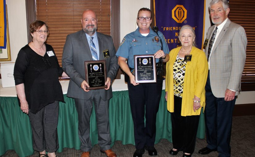 CNOtes – May 7, 2019 – Respect for Law Awards Presentation