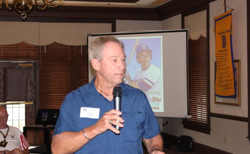 CNOtes – September 3, 2019 – Doug Flynn – Former Cincinnati Reds Baseball Player