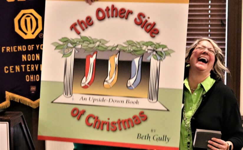"CNOtes – December 3, 2019 – Beth Gully – ""The Other Side of Christmas"""