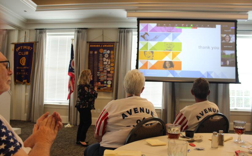 CNOTES: June 15, 2021 – Debbie Feldman, President and CEO of Dayton Children's Hospital