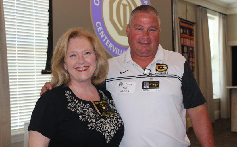 CNOtes 7/27/21: Rob Dement, Athletic Director at CHS