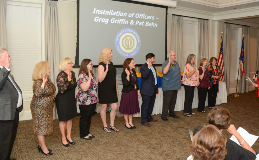CNOtes 9/28/21: CNO Officer Installation Ceremony and Banquet