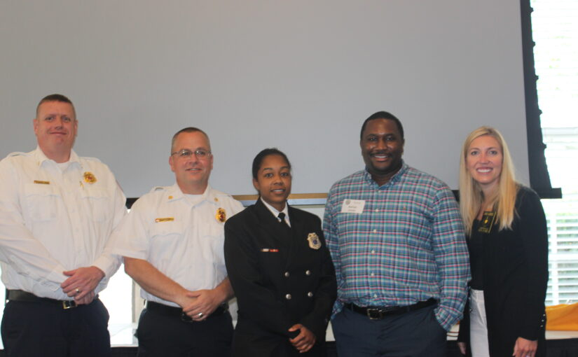 CNOtes 10/5/21: Robert O'Toole EMT/Firefighter of the Year Award Presentation